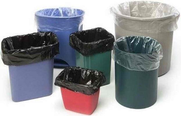 мусор мешок с ведром