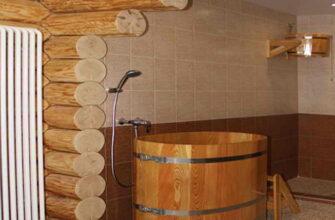 Плитка для бани