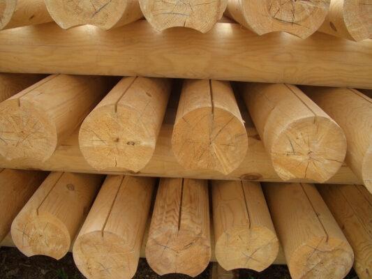Требования к древесине для сруба