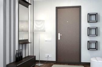 звукоизоляция двери