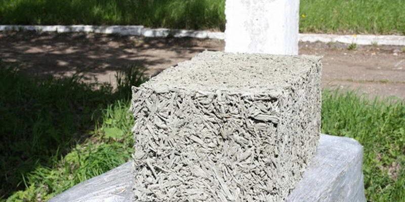 Арболитовые блоки в загородном строительстве